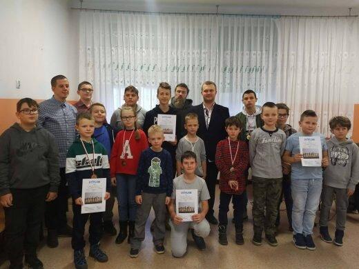 20191222 Walka o kategorię w Siedlcach (turniej szachowy)