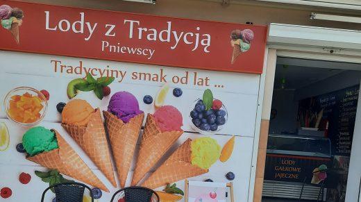 logo lodziarnia Pniewscy