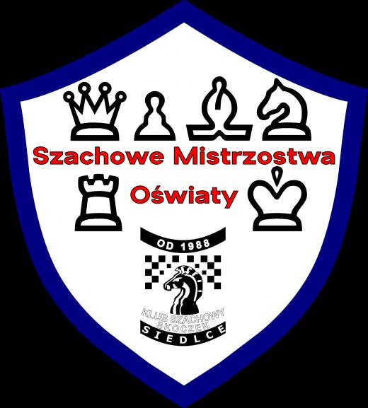 Logo Szachowe Mistrzostwa Oświaty